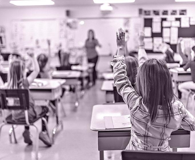 Gestión de colegios
